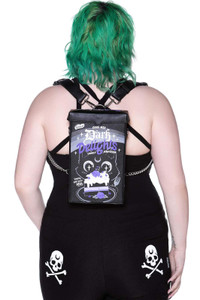 Dark Delight's with Chain Strap Backpack