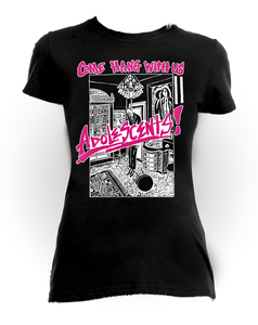 Adolescents - Come Hang with Us Girls T-Shirt