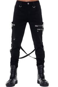 Night Terror Bondage Trouser Pants
