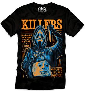 Scream - Ghostface Gut You Like a Fish T-shirt