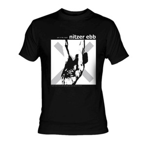 Nitzer Ebb - Join in the Chant T-Shirt