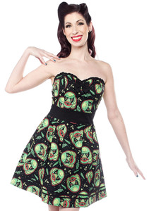 Creature of The Lagoon Party Dress