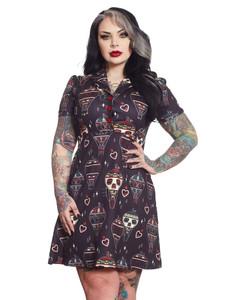 Classic Silhouette Bon Voyage Rosie Dress