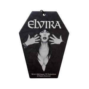 Elvira Coffin Classic Air Freshener