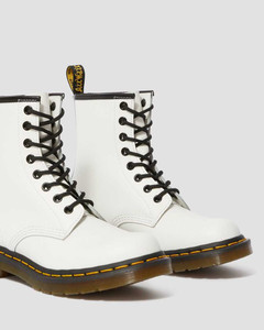 Dr Martens 1460 White Boots