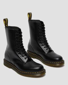 Dr. Martens 1490 Black Combat Boots