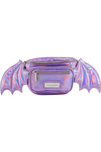 Pink Holographic Sickly Sweet Waist Bag