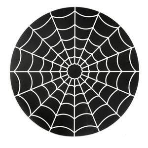 Round Web Kitchen Glass Board
