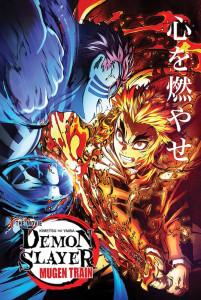 Demon Slayer - Mugen Train Poster