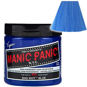 Manic Panic Bad Boy™ Blue High Voltage® Classic Cream Formula Hair Color