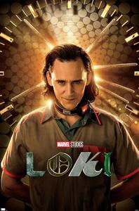 Marvel Studios - Loki Poster