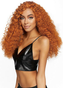 """Ginger 29"""" Long Curly Wig"""