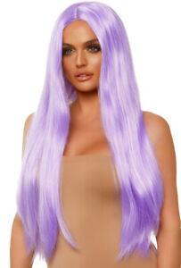 """Lavander 33"""" Long Straight Wig"""
