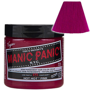 Manic Panic Hot Hot™ Pink - High Voltage® Classic Cream Formula Hair Color