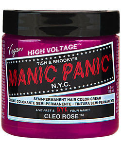 Manic Panic Cleo Rose™ - High Voltage® Classic Cream Formula Hair Color