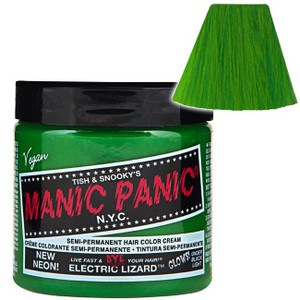 Manic Panic Electric Lizard™ - High Voltage® Classic Cream Formula Hair Color