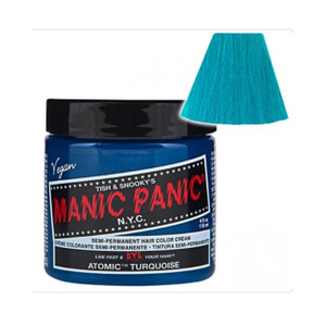 Manic Panic Atomic™ Turquoise - High Voltage® Classic Cream Formula