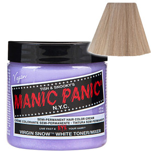 Manic Panic Virgin Snow™ (Toner) - High Voltage® Classic Cream Formula Hair Color