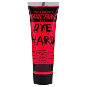 Manic Panic Hair Gel - Electric Lava Punk Rock Goth Metal