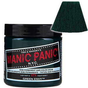 Manic Panic Green Envy - High Voltage® Classic Cream Formula Hair Color