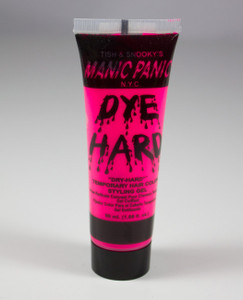 Manic Panic Hair Gel - Electric Flamingo Punk Rock Goth Metal