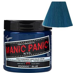 Manic Panic Voodoo™ Blue Classic Cream Formula