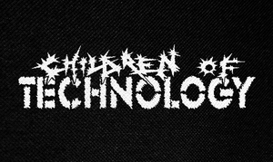"Children of Technology Logo 5x3"" Printed Patch"