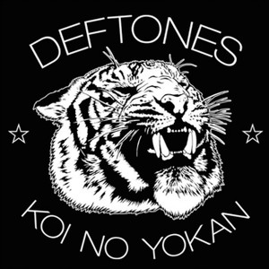 "Deftones Koi No Yokan 6x6"" Printed Patch"