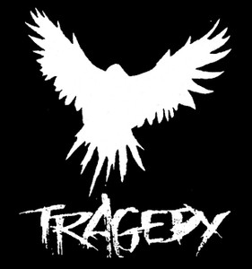 "Tragedy Eagle 5x6"" Printed Patch"