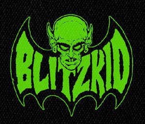 """Blitzkid Nosferatu 5x4"""" Printed Patch"""