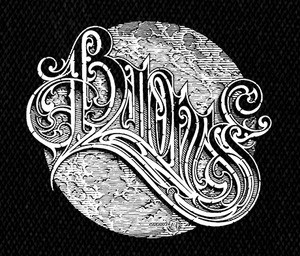 "Baroness Logo 5x5"" Printed Patch"