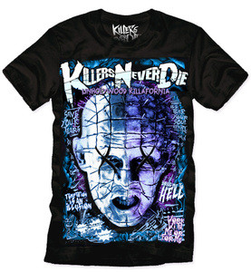 Hellraiser Pinhead - Raising Hell T-Shirt