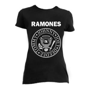 Ramones Logo Blouse T-Shirt