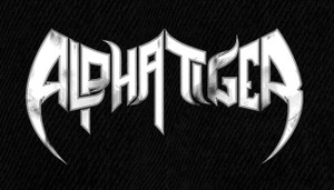 "Alpha Tiger Classic Logo 7x4"" Printed Patch"