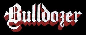 "Bulldozer - Logo 6x3"" Printed Patch"