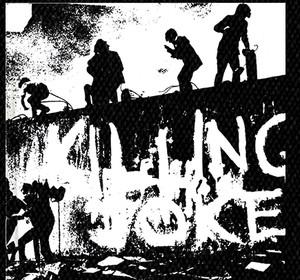 "Killing Joke S/T 5x5"" Printed Patch"