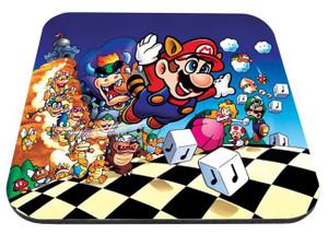 """Mario Bros 3 9x7"""" Mousepad"""