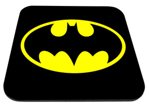 "Batman - Classic Logo 9x7"" Mousepad"