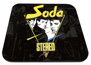 """Soda Stereo 9x7"""" Mousepad"""