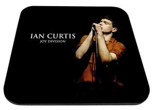 """Ian Curtis 9x7"""" Mousepad"""