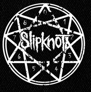 "Slipknot Logo 4x4"" Printed Patch"