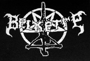 "Belketre Logo 7x5"" Printed Patch"