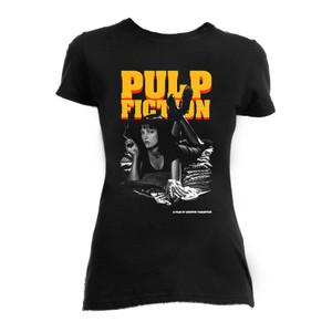 Pulp Fiction Mia Wallace Blouse T-Shirt