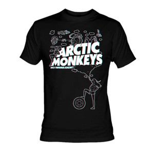 Arctic Monkeys Do I Wanna Know T-Shirt