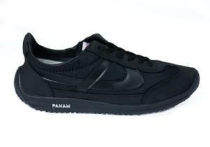 Panam - Black Unisex Sneaker