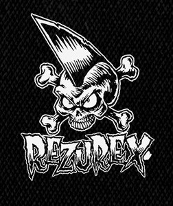 "Rezurex Logo 4x6"" Printed Patch"