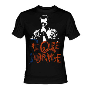 The Cure In Orange T-Shirt