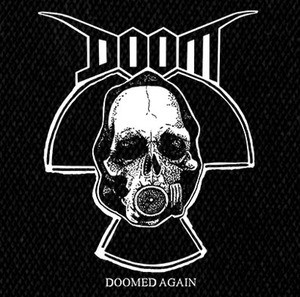 "Doom Radioactive 5x5"" Printed Patch"