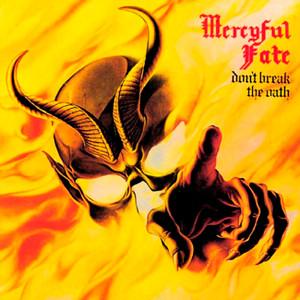 "Mercyful Fate - Don't Break The Oath 4x4"" Color Patch"