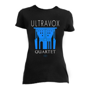 Ultravox - Quartet Blouse T-Shirt